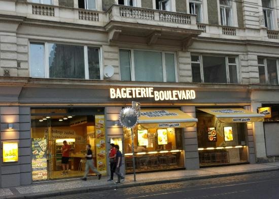 Bageterie Boulevard - Picture of Bageterie Boulevard ...