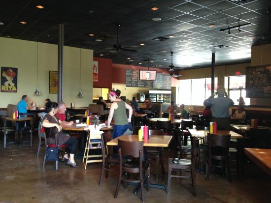 Inside Picture Of Chow Raleigh Tripadvisor