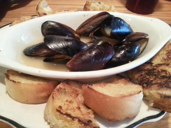 New Oxford, Pensylwania: Mussels