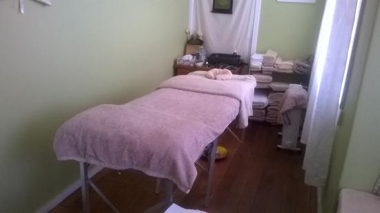 Murwillumbah, Αυστραλία: Remedial ,Hot Rock and aromatherapy massage