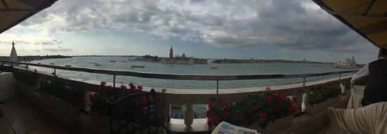 Hotel Danieli, A Luxury Collection Hotel: view from La Terazza