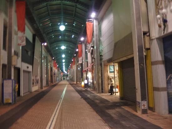 Higashi Shinmachi Shopping Street