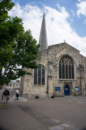 St michaels church st michaels in southampton