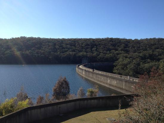 The Woronora Dam