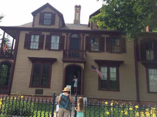 Joshua L. Chamberlain Museum: Front view