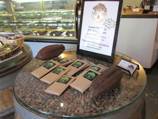 Wine Country Chocolates: cocoa
