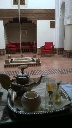 Dar Alhambra : interior hotel zona comun