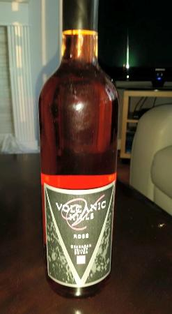Volcanic Hills Estate Winery: ROSE