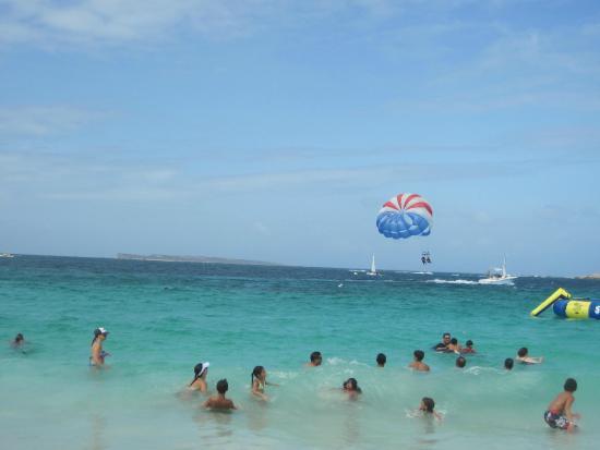 Bikini beach orient bay