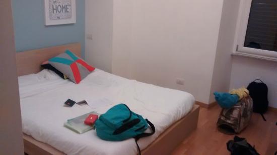 La Controra Hostel Rome: Quarto Double