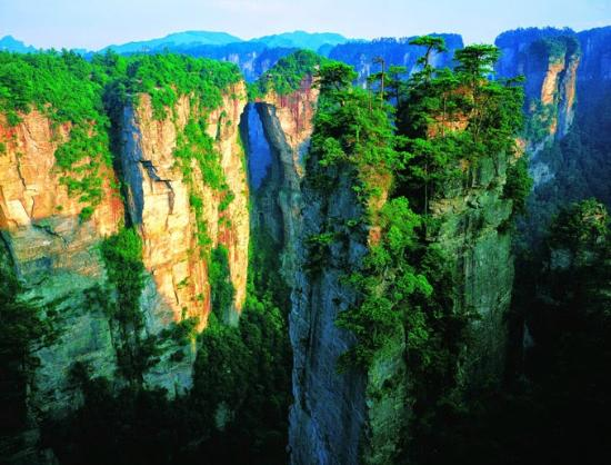 ‪World Heritage Network - Zhangjiajie National Forest Park Day Tour‬