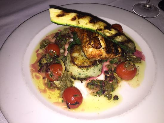 9th Avenue Bistro: Grilled kabeljou