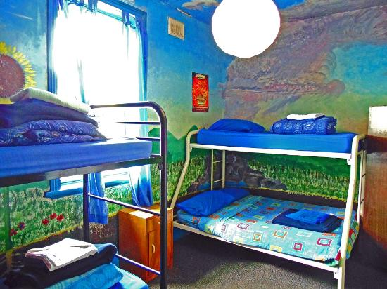 Albany Backpackers: Bedroom