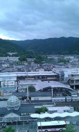 Hotel Brighton City Yamashina: Станция Ямасина