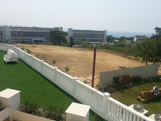Litore Resort Hotel & Spa: Aussicht Zimmer 1110