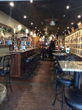 Wine A Bit Coronado: inside the place