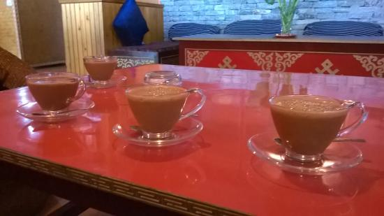 best coffee at Sikkim