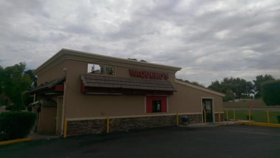 Very Good Mexican Restaurant Review Of Vaqueros Carne