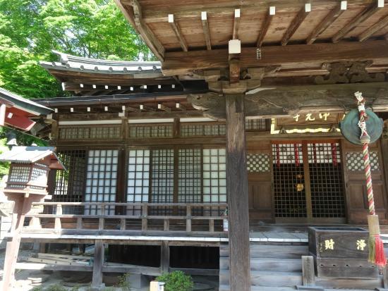 Higiri Jizoson Jokoji Temple