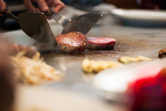 Restaurant Fujiya of Japan : Feinste Zutaten