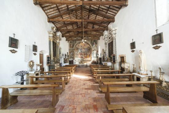 Chiesa di San Giovanni Battista : Interno Chiesa San Giovanni Battista