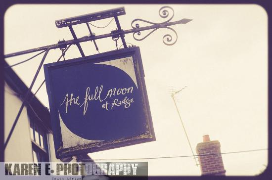 The Full Moon at Rudge: The full moon