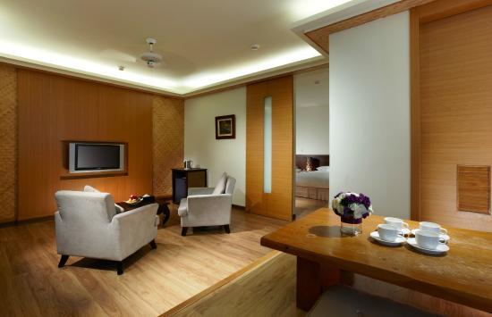 Eastern Hotels Resorts Yangmei: 家庭套房,分享零負擔的親密關係,如同您的第二個家。
