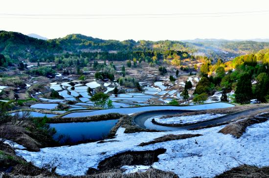 Hoshitoge Rice Terraces
