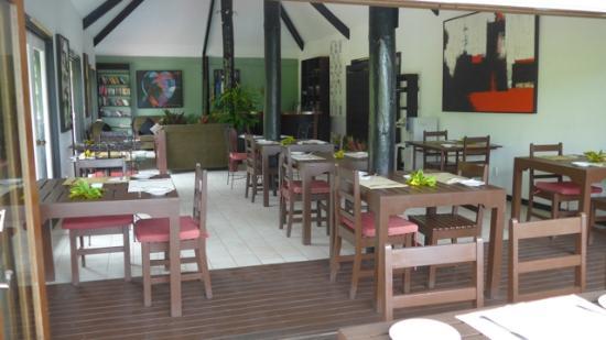 Wellesley Resort Fiji: The Dining Area
