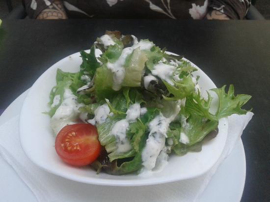 U.hof: kleiner Salat