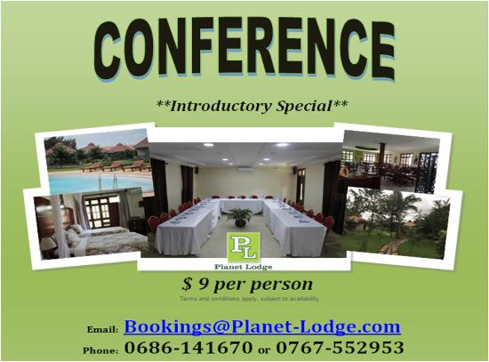 Planet Lodge: Introductory Offer through Aug 30th 2015!