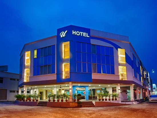 U design hotel bukit mertajam malaysia hotel for Design hotel kl