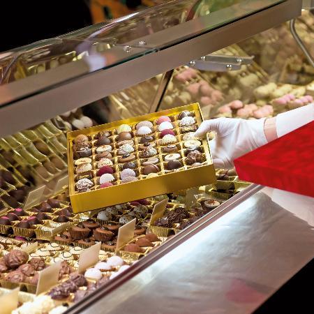 法斯宾德和劳施巧克力坊