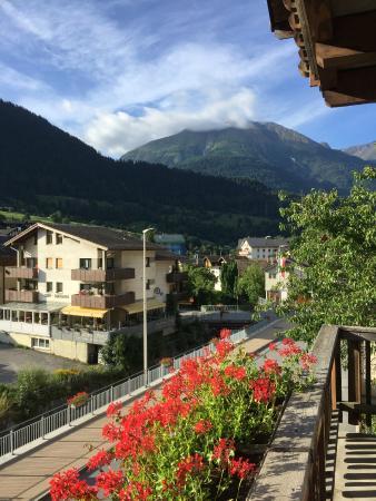 View from hotel Schmitta