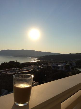 Aithra Apartments & Maisonettes: View