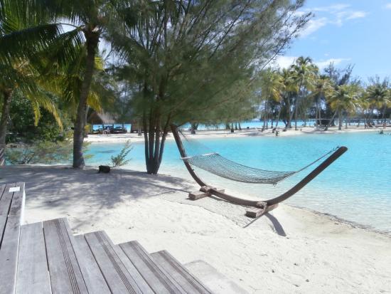 Beach Bungalow Private Picture Of Le Merin Bora