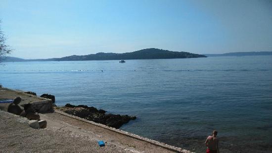 Seget Vranjica, Croacia: Camping & Apartments Belvedere