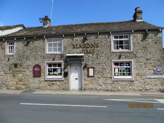 Masons Arms : Favourite pub in Gargrave