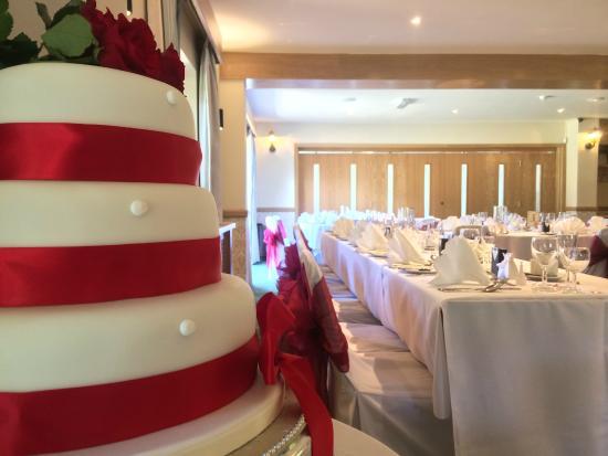 The Half Moon: Wedding Receptions