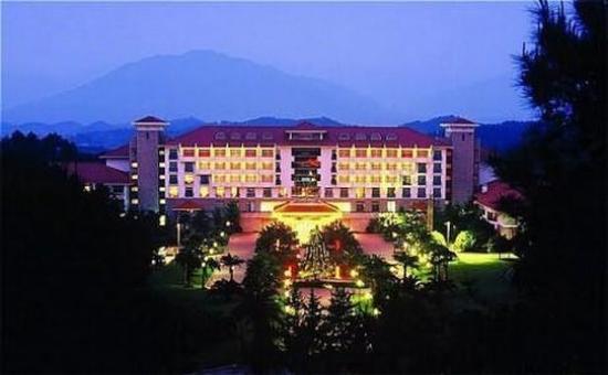 Merryland Resort Hotel: Exterior