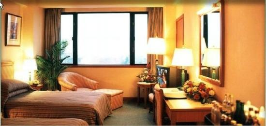 Jingli Hotel : Guest Room