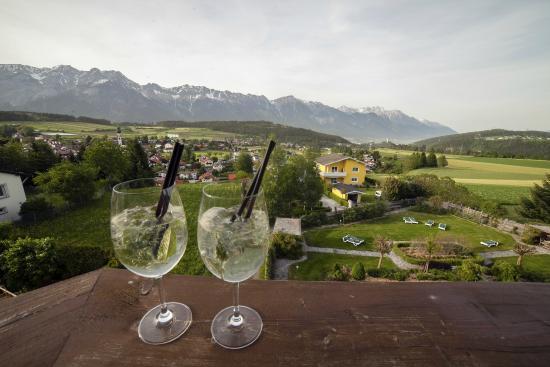 Hotel Seppl Familie & Spa : Aussicht