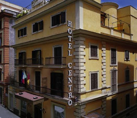 Hotel Centro Roma: Exterior