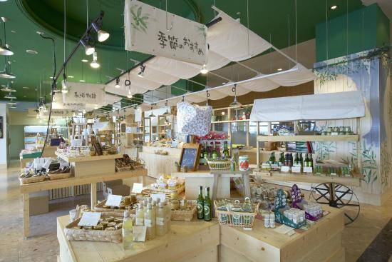 長崎温泉 やすらぎ伊王島, [やすらぎマルシェ(別館)]可愛い雑貨がたくさん♪