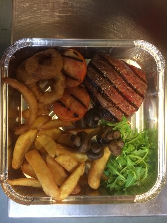 Sussex Steak HouseSussex Steak House: Take away and delivery from Sussex Steakhouse
