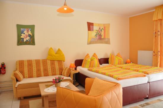 Hotel Haus Orchideental: Beispiel Appartement