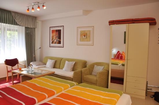 Hotel Haus Orchideental