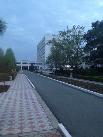Saki Central Military Sanatorium Named After N.I. Pirogov