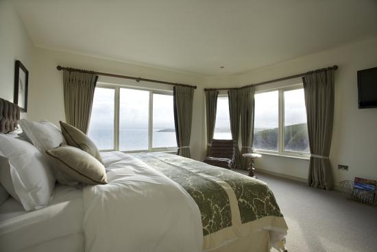 Lewinnick Lodge: Luxury Sunrise Room