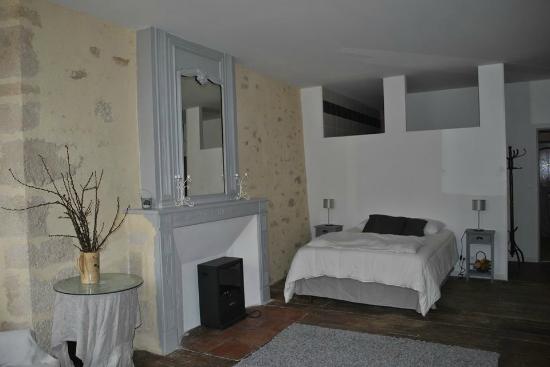 Monsegur, Francia: Chambres d'hôtes